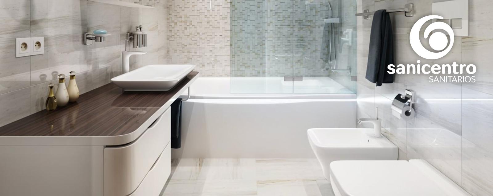 Cómo diseño mi cuarto de baño? - Sanicentro